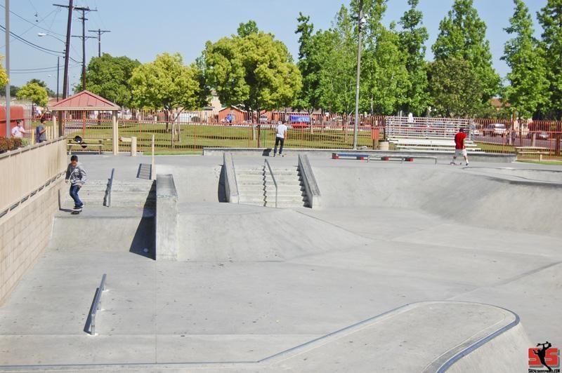 bell gardens skatepark, bell gardens, california