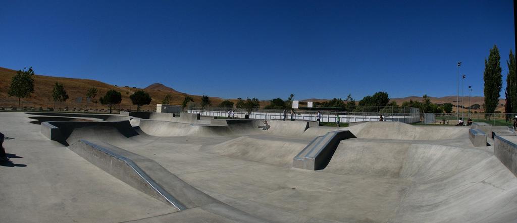 x-park, benicia, california