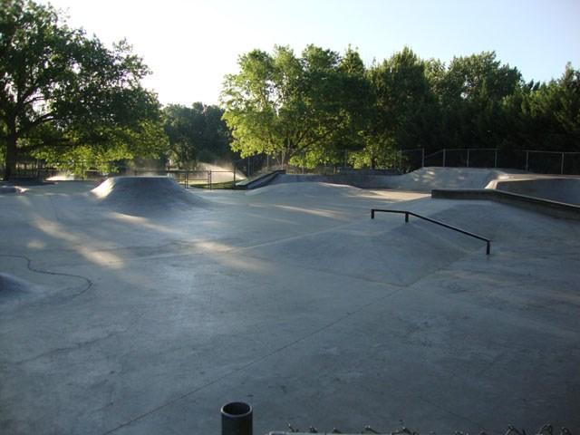 bishop skatepark, bishop, california