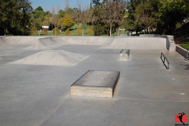 brea skatepark, brea, california
