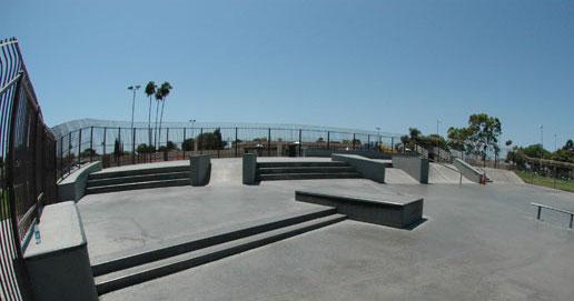 peaks park skatepark, buena park, california