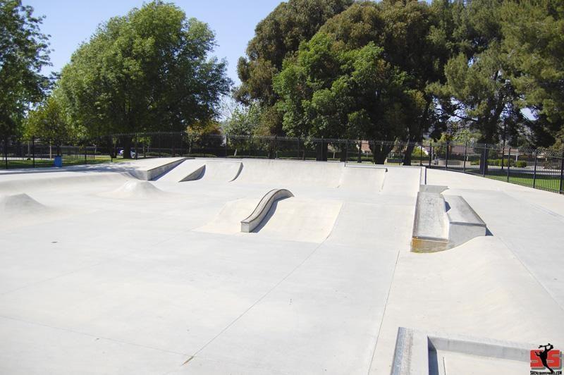 pleasant valley skatepark, camarillo, california