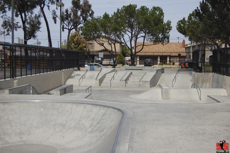 carson skatepark, carson, california