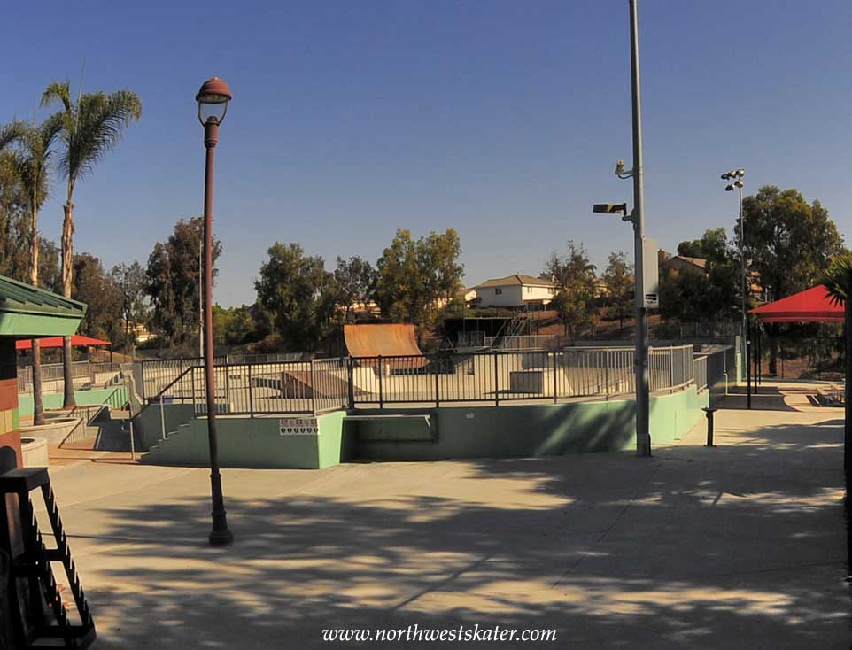 len moore skatepark, chula vista, california