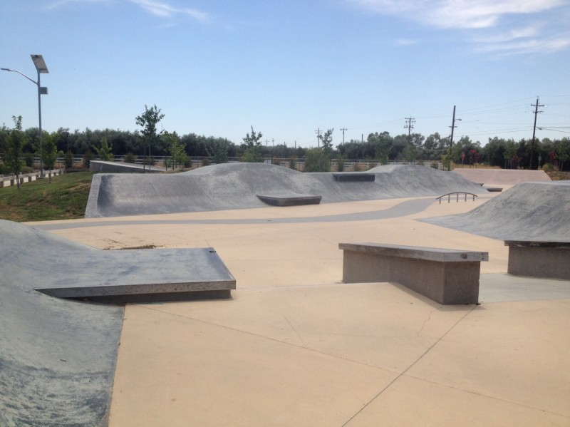 corning skatepark, corning, california