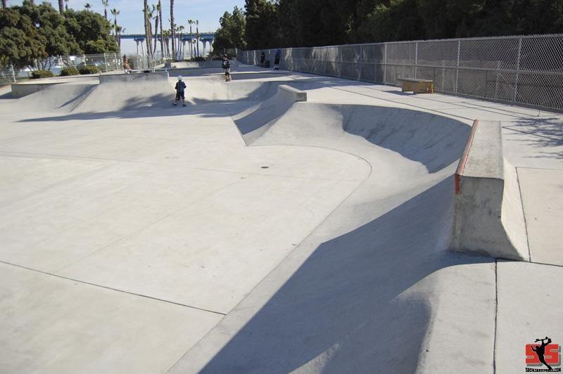 coronado skatepark, coronado, california
