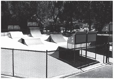 corte madera skatepark, corte madera, california
