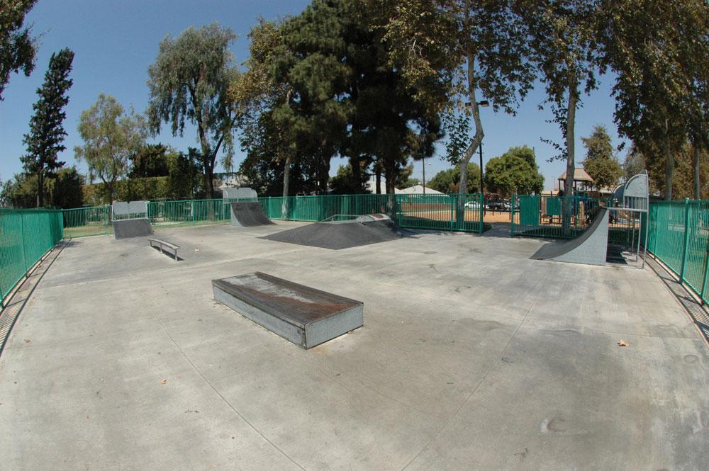cudahy skatepark, cudahy, california