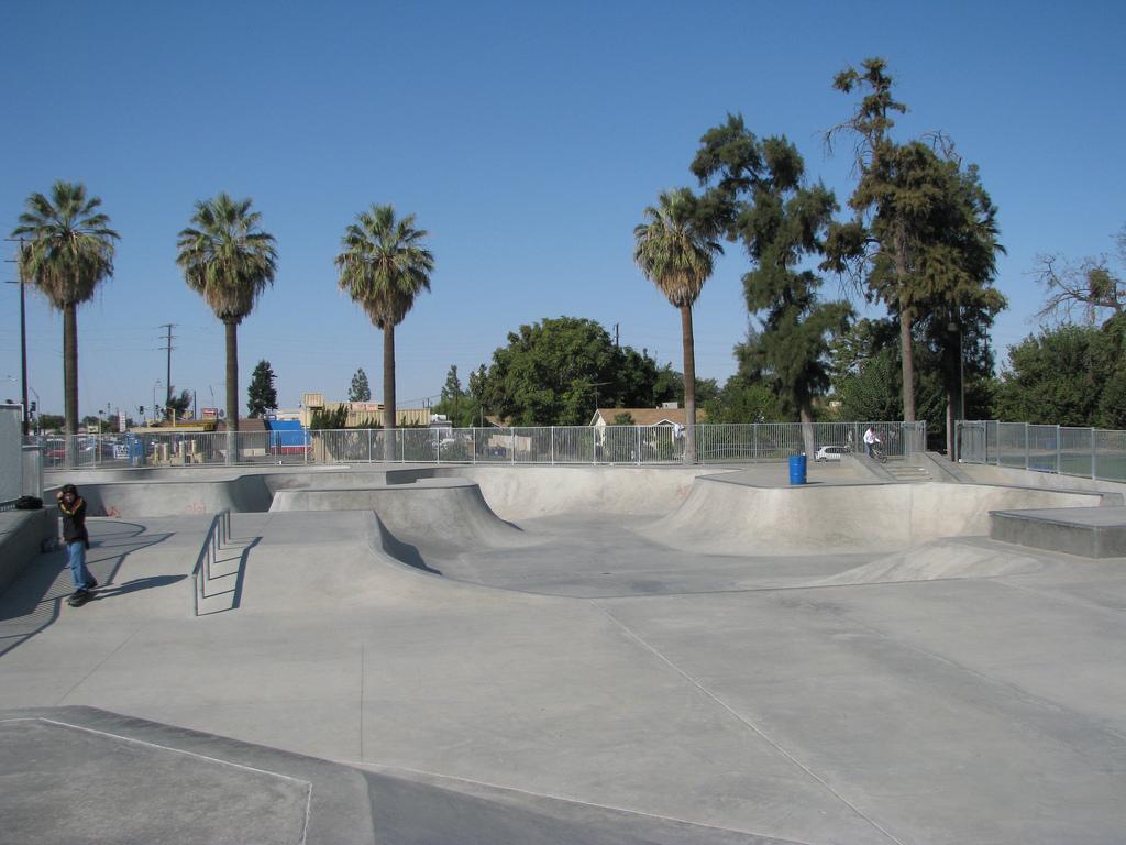 delano skatepark, delano, california