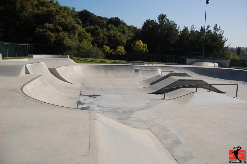 diamond bar skatepark, diamond bar, california