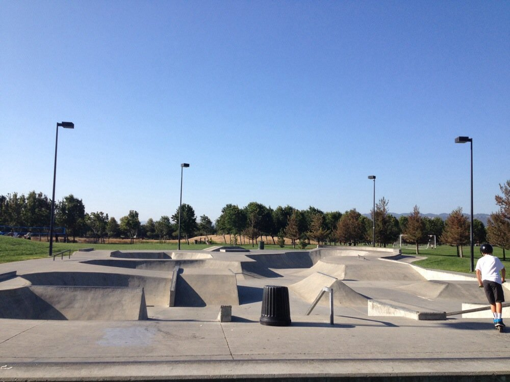 emerald glen skatepark, dublin, california
