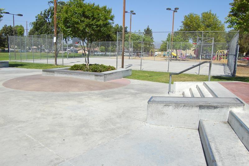 renette skate plaza, el cajon, california