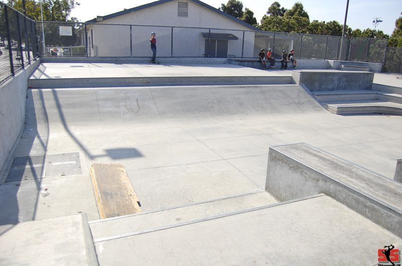 el segundo skatepark, el segundo, california