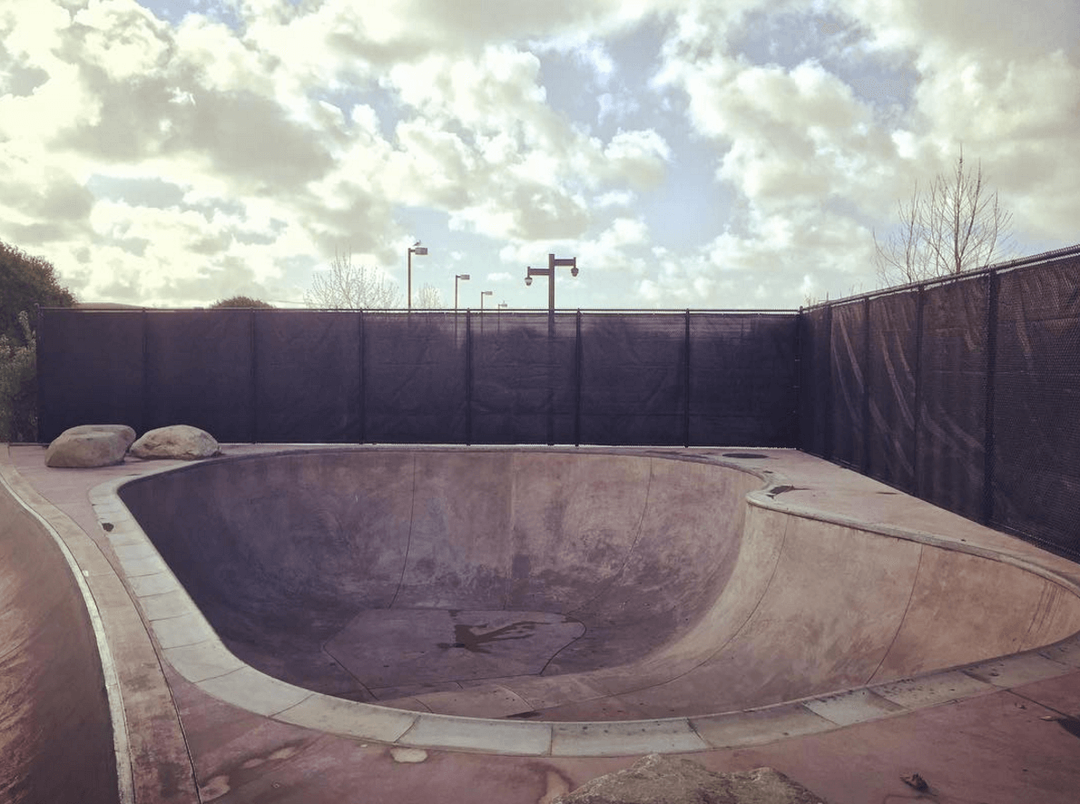 antonio ramos memorial skatepark, emeryville, california