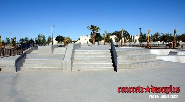maldonado skatepark, firebaugh, california