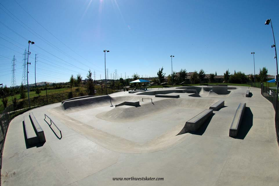 cummings skatepark, folsom, california