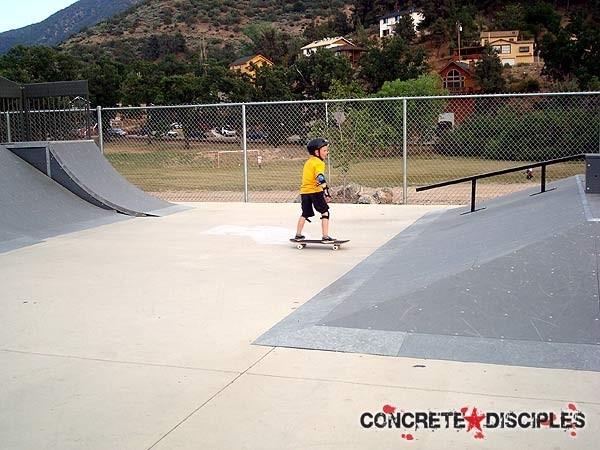 frazier park skatepark, frazier park, california