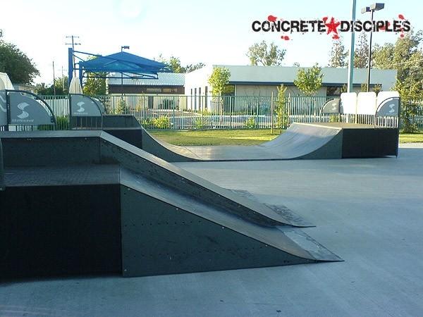 galt skatepark, galt, california