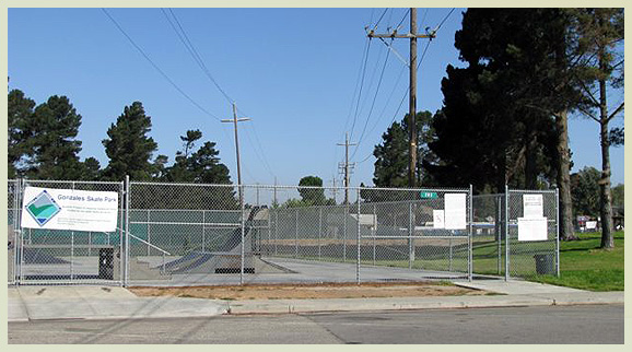 gonzales skatepark, gonzales, california