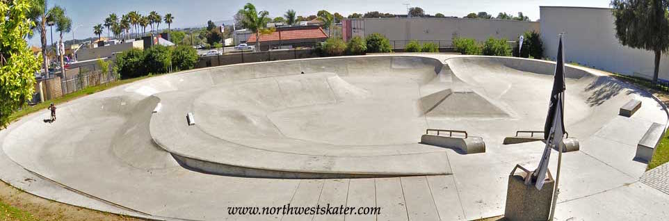 south county skatepark, grover beach, california