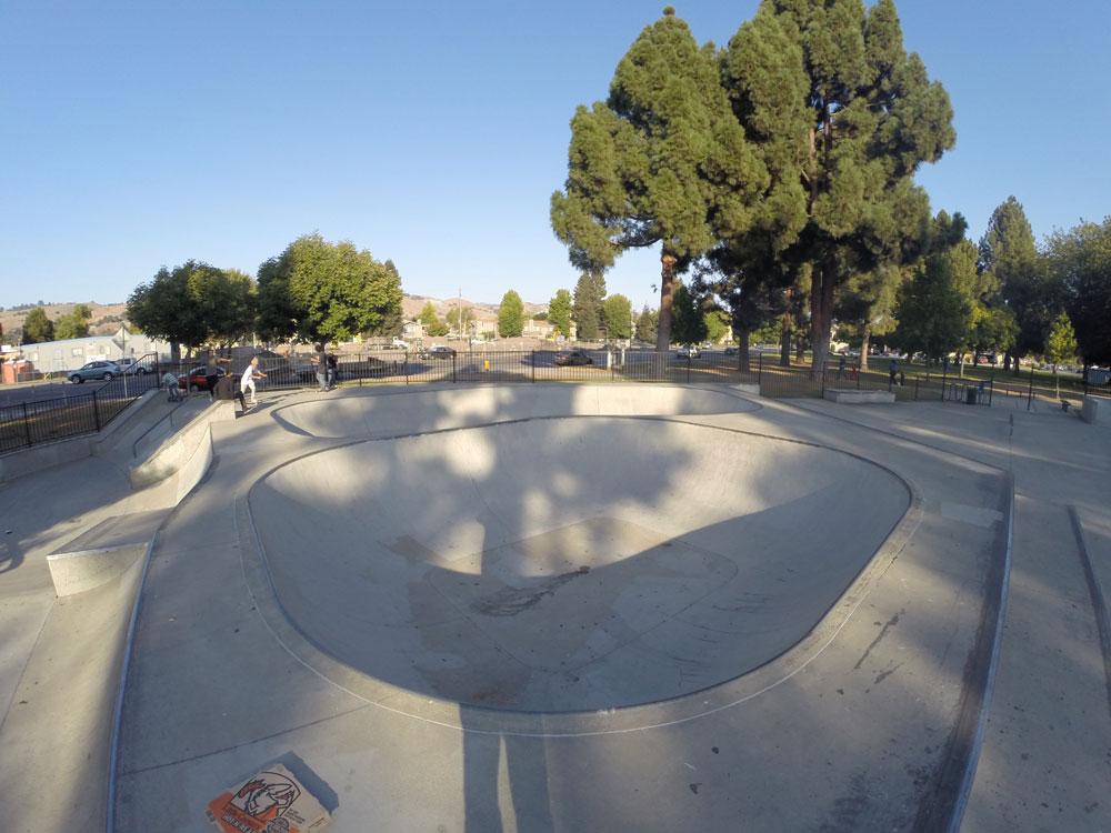 tennyson park, hayward, california