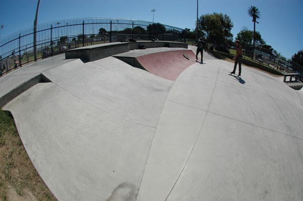 imperial beach skatepark, imperial beach, california