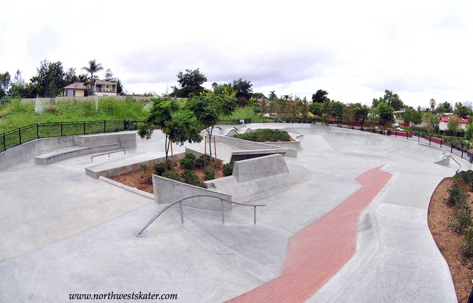 4th ave skatepark, la puente (avocado heights), california