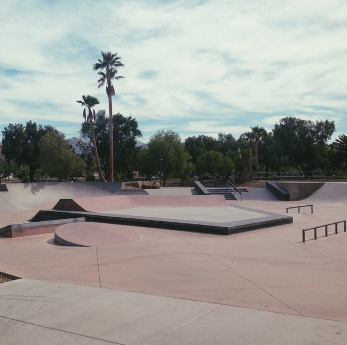 lindo lake skatepark, lakeside, california