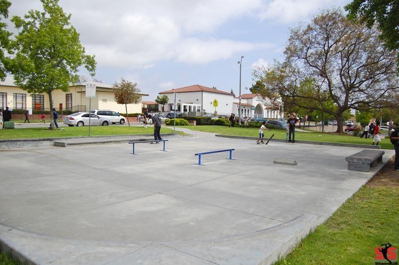 lemon grove skate spot, lemon grove, california