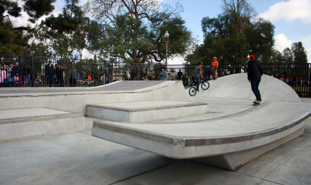 orizaba skate spot, long beach, california