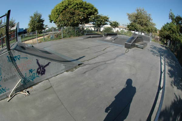 lake st skatepark, los angeles, california