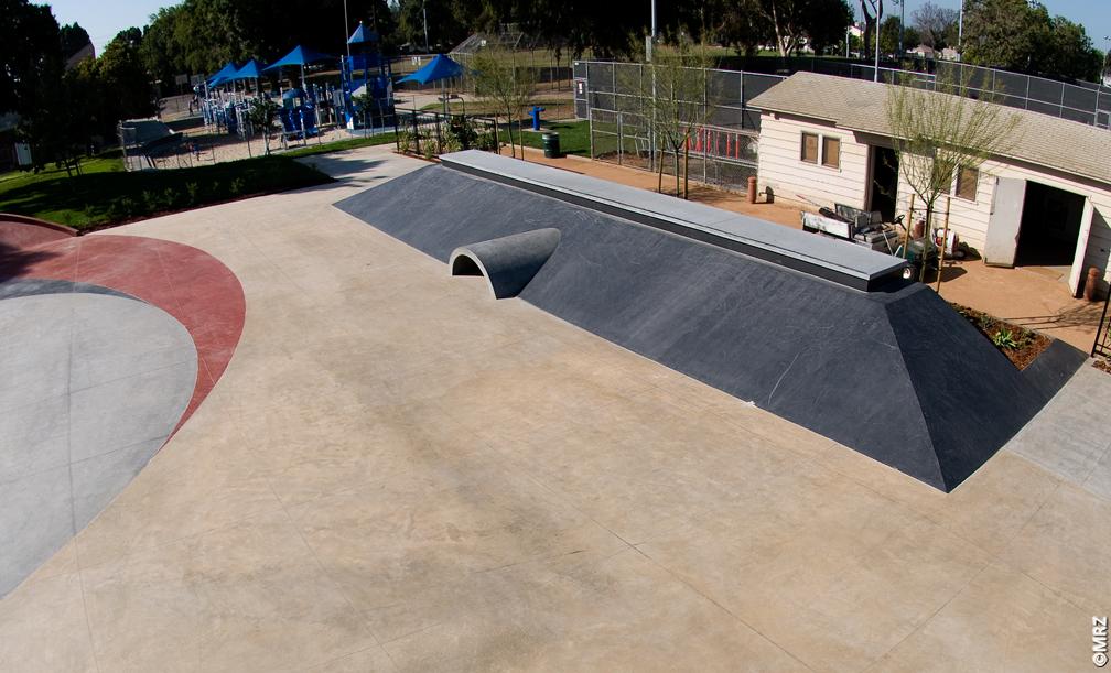stoner skate plaza, los angeles, california
