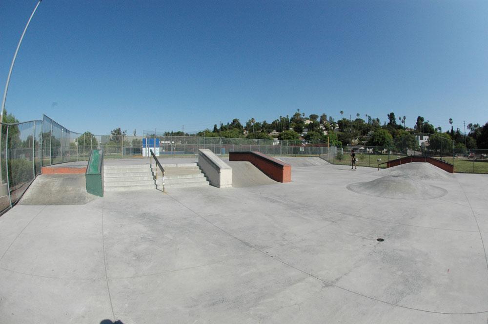 garvanza skatepark, los angeles (highland park), california