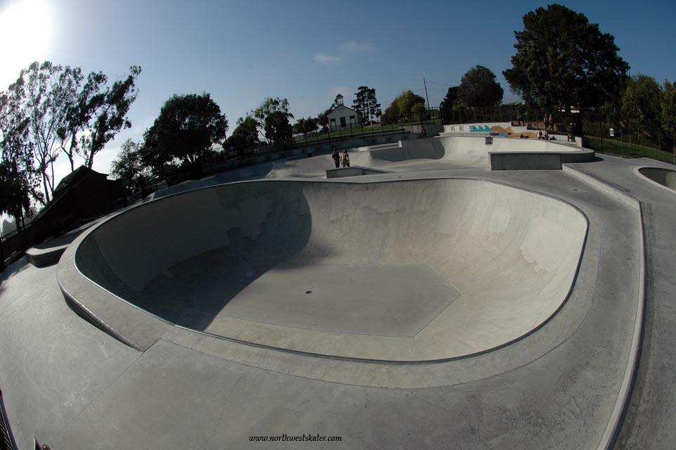 los osos skatepark, los osos, california