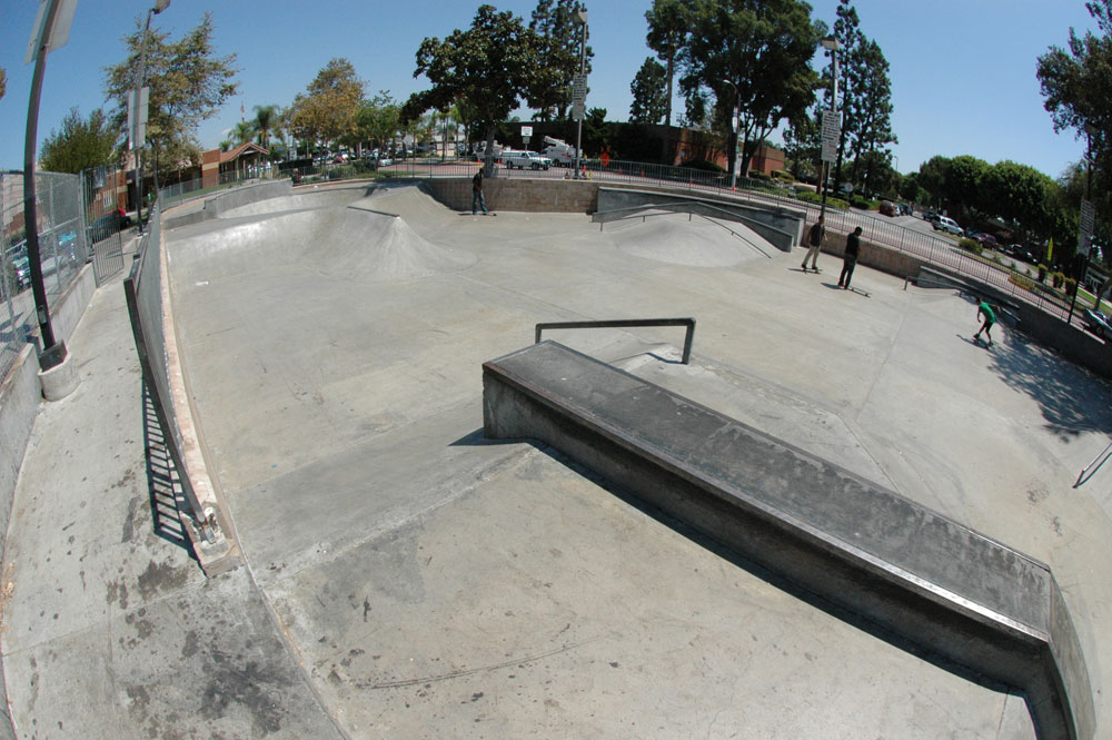 lynwood skatepark, lynwood, california