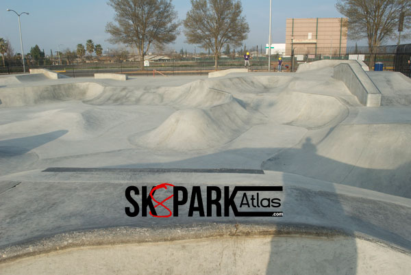 madera skatepark, madera, california