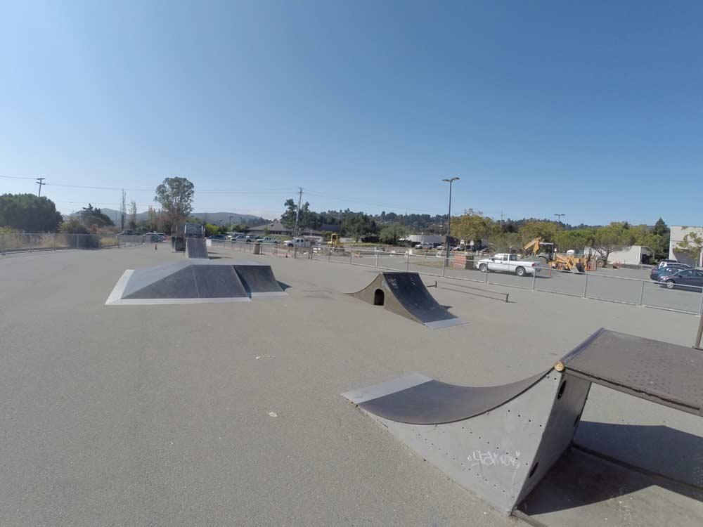 mill valley skatepark, mill valley, california