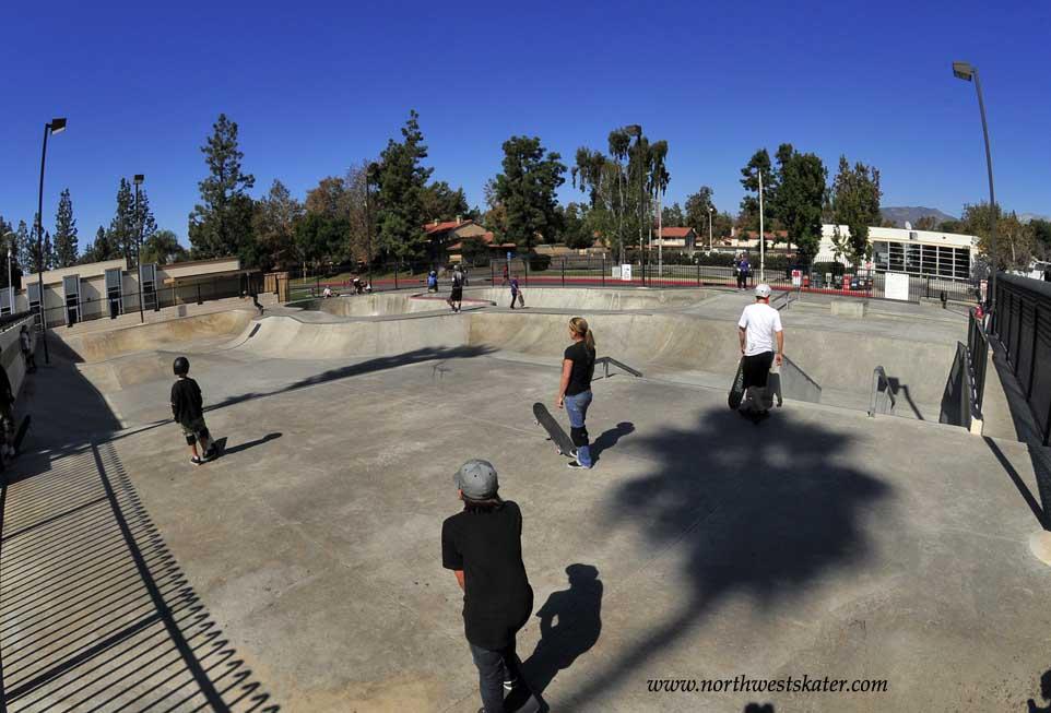 montclair skatepark, montclair, california
