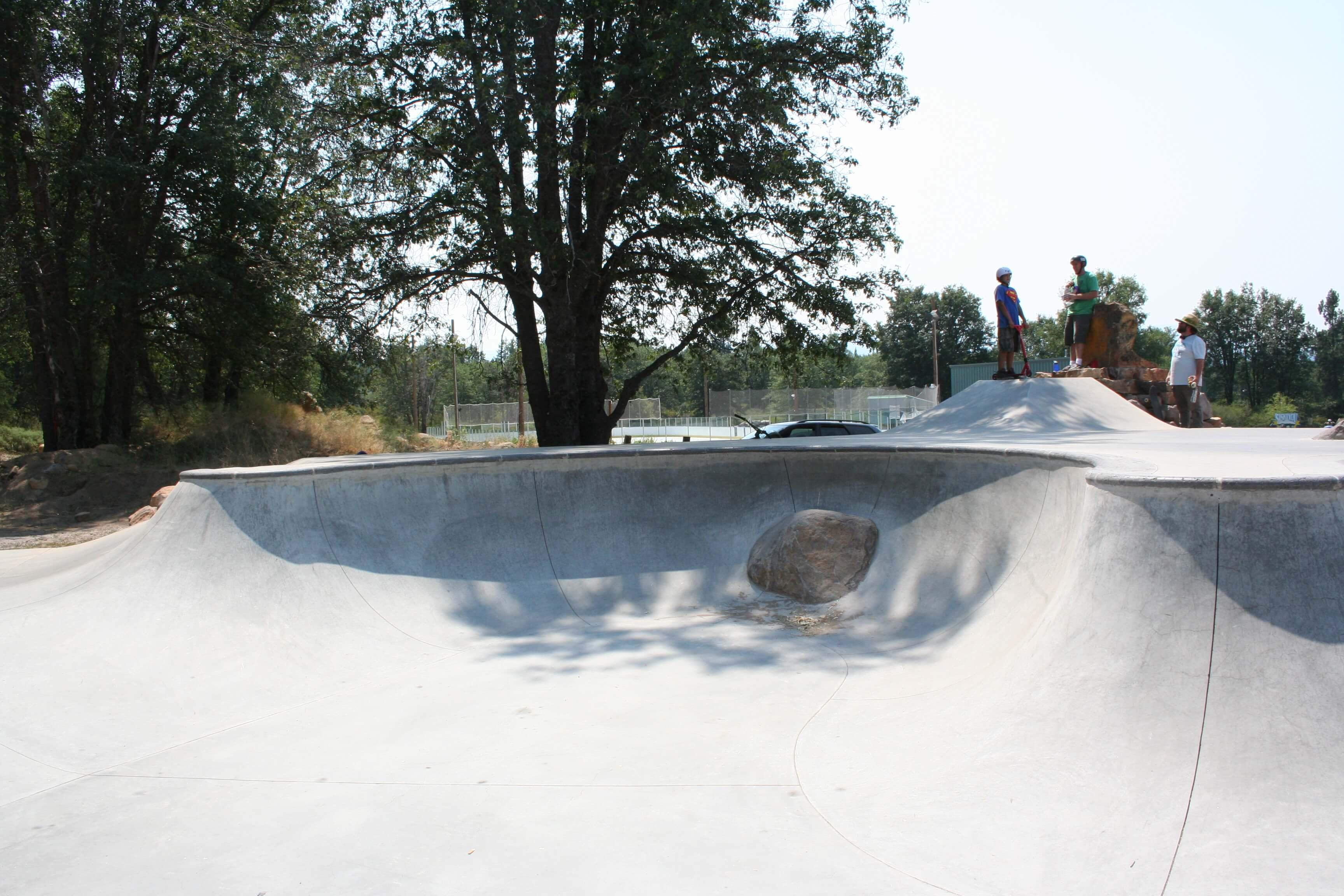 shastice park, mount shasta, california