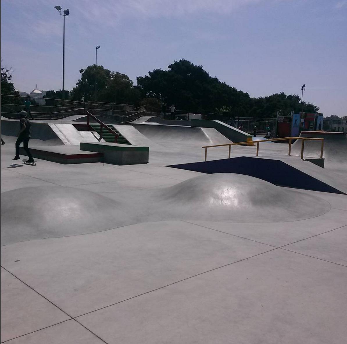oakland town park, oakland, california