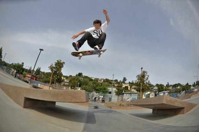 youth uprising skate plaza, oakland, california