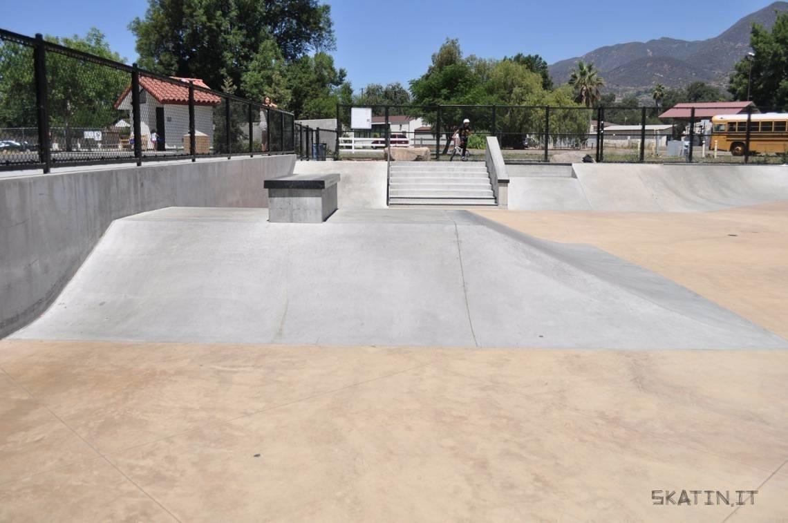 ojai skatepark, ojai, california