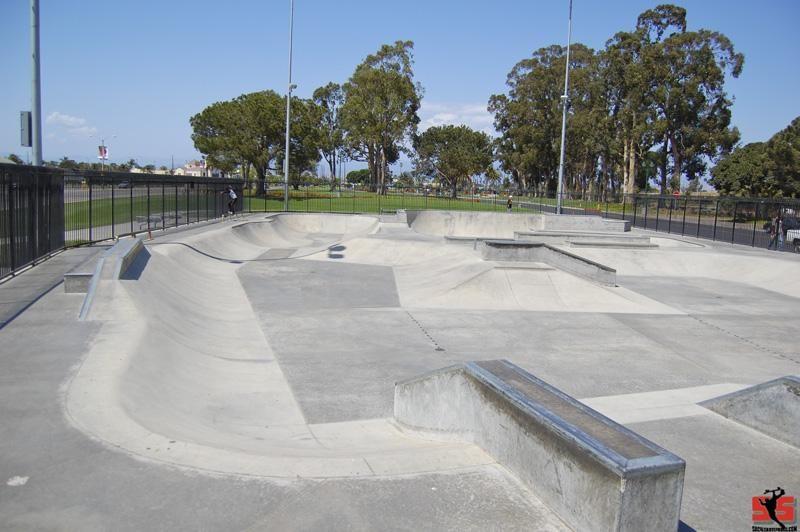 oxnard skatepark, oxnard, california