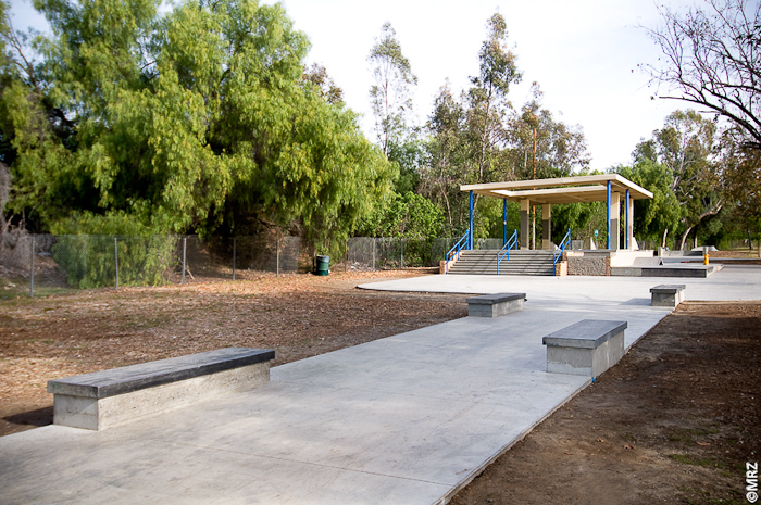 nike/la84 skate plaza, pacoima, california