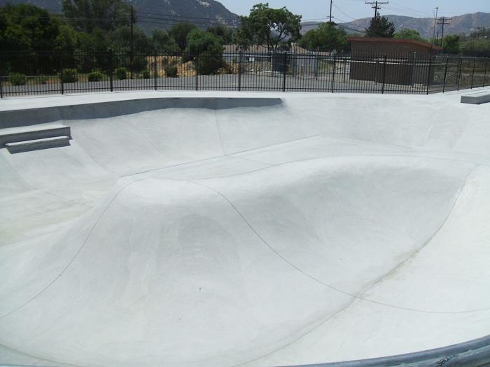pala skatepark, pala, california