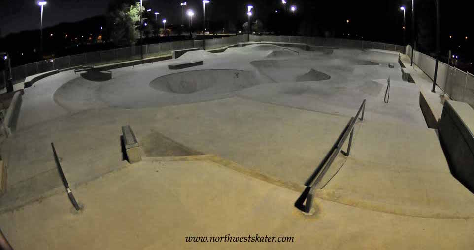 palm desert skatepark, palm desert, california