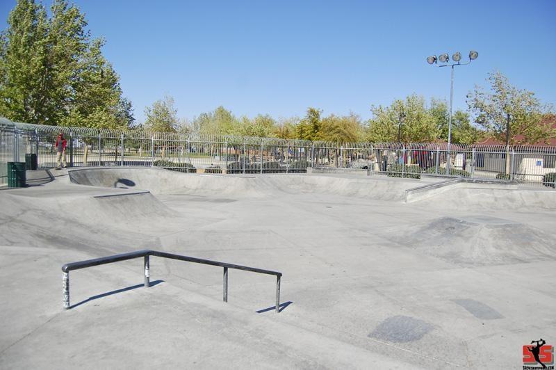 domenic massari park/chris o'leary skatepark, palmdale, california