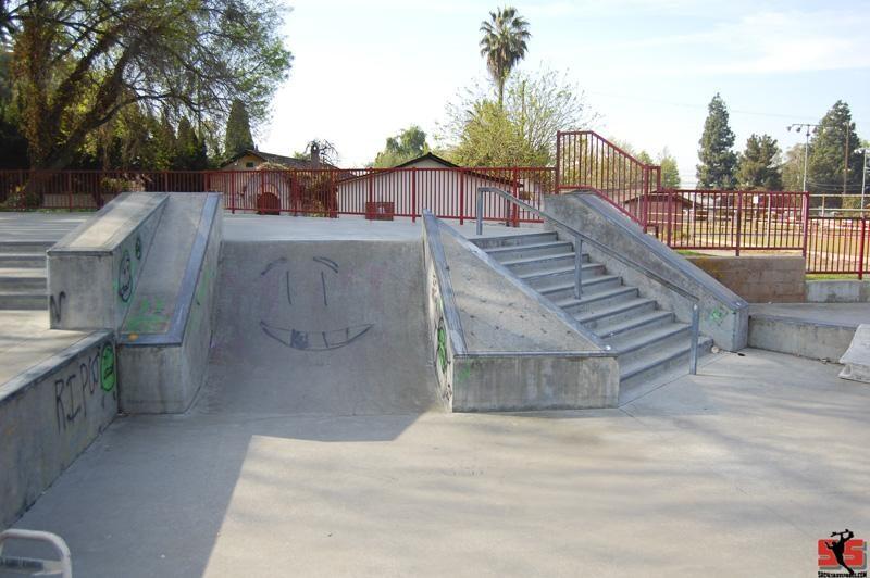 palomares skatepark, pomona, california
