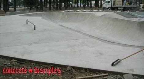 quincy skatepark, quincy, california