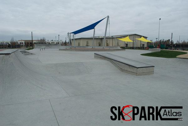 mather sports center skatepark, rancho cordova, california